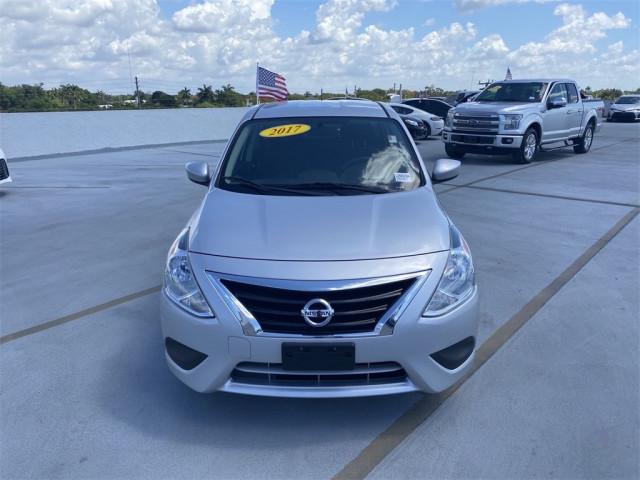 2017 Nissan Versa - Image 1