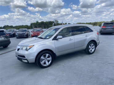 2012 Acura MDX SH-AWD 4D Sport Utility - 100322A - Image 1