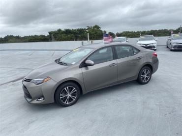 2019 Toyota Corolla 4D Sedan - R5518 - Image 1