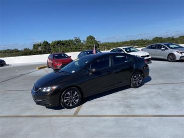 2013 Honda Civic 4D Sedan - 168705A - Image 1