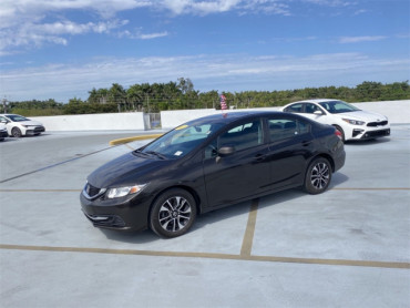 2013 Honda Civic 4D Sedan - 168705A - Image 1