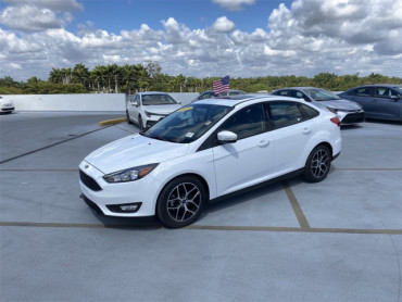 2018 Ford Focus 4D Sedan - 781021A - Image 1