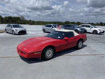 1986 Chevrolet Corvette 2D Convertible - 70373B - Image 1