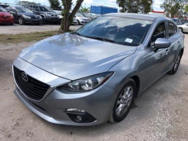 2016 Mazda Mazda3 Sport 4D Sedan - 72852A - Image 1