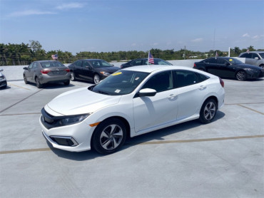 2019 Honda Civic 4D Sedan - 945801A - Image 1