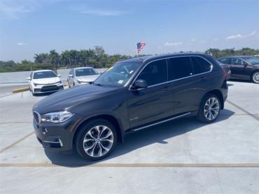 2017 BMW X5 4D Sport Utility - 218091A - Image 1