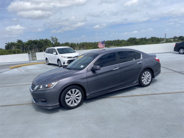 2014 Honda Accord 4D Sedan - 807815A - Image 1