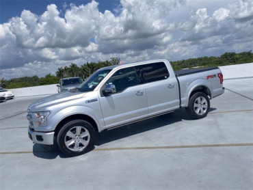 2016 Ford F-150 4D SuperCrew - 180894B - Image 1