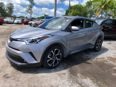 2018 Toyota C-HR 4D Sport Utility - 110028A - Image 1